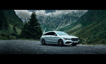 Mercedes-Benz CLA Shooting Brake Wallpapers