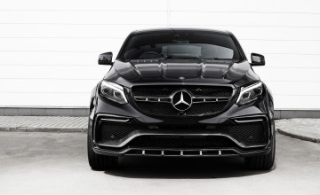 Mercedes-Benz GLE Wallpapers