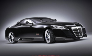 Mercedes-Benz Maybach Exelero Wallpapers