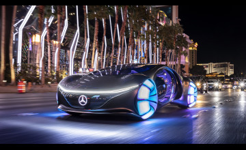 Mercedes-Benz VISION AVTR 2020 Wallpapers