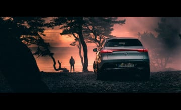 Mercedes EQC Wallpapers