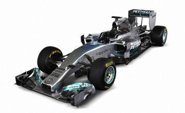 Mercedes F1 Wallpaper
