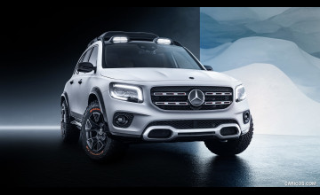 Mercedes GLB Wallpapers