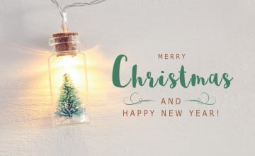 Merry Christmas And Happy New Year 2020 Wallpapers ...