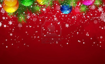 Merry Christmas Wallpaper Clip Art