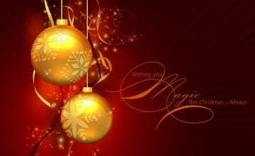 Merry Christmas Wallpapers Free