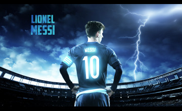 Messi Argentina Wallpaper 2015