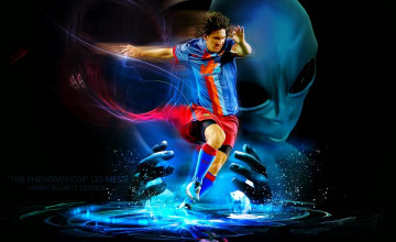 Messi HD Wallpapers 2015