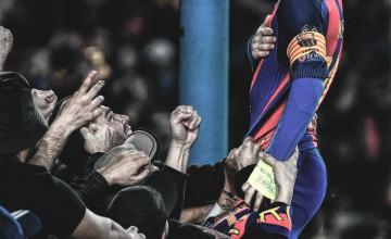 Messi PSG Wallpapers