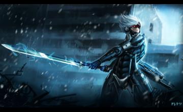 Metal Gear Rising Wallpaper