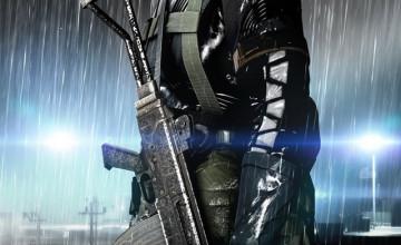 Metal Gear Solid iPhone Wallpaper