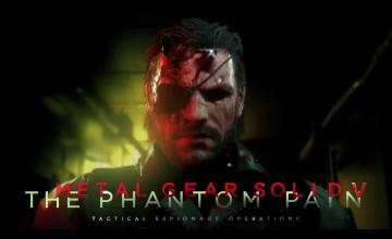 Metal Gear Solid V: The Phantom Pain HD Wallpapers - Wallpaper ...