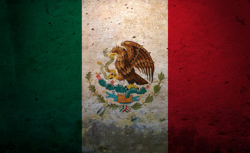 Mexican Flag Wallpaper Free