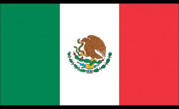 Mexico Flag Wallpaper Desktop