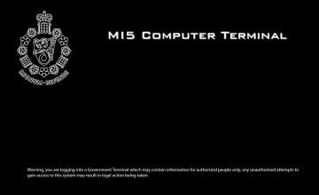 MI5 Wallpaper