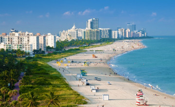 Miami Beach Wallpapers and Screensavers