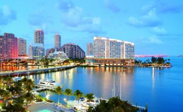 Miami Desktop Wallpaper