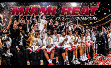 Miami Heat Desktop Wallpaper
