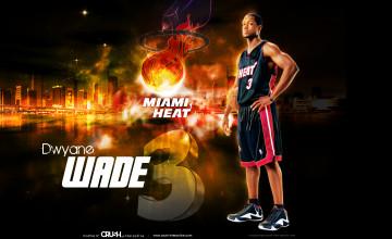 Miami Heat Dwyane Wade Wallpaper