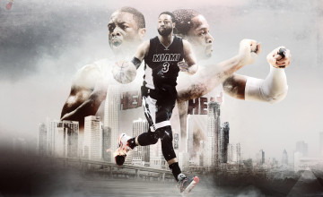 Miami Heat Wallpapers 2016