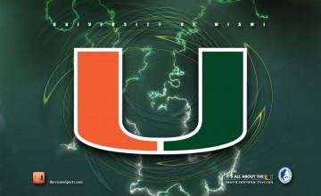 Miami Hurricanes HD Wallpaper