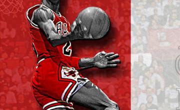 Michael Jordan iPhone 6 Wallpaper