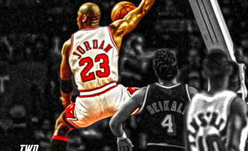 Michael Jordan Wallpaper for iPhone
