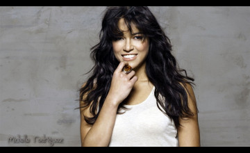 Michelle Rodriguez Wallpaper HD
