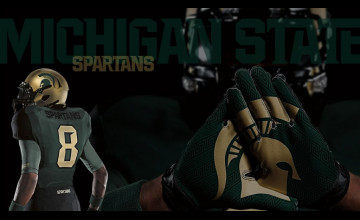 Michigan State Wallpaper Desktop