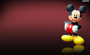 Mickey Mouse Laptop Wallpapers