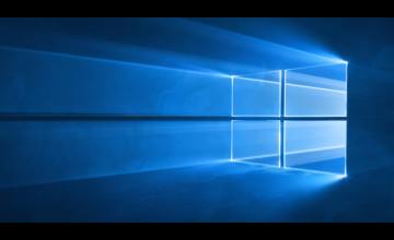 Microsoft Windows 10 Desktop Wallpaper