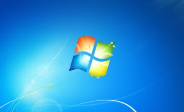 Microsoft Windows 7 Desktop Wallpaper