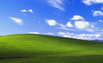 Microsoft Windows Desktop Background