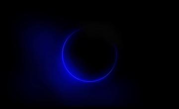 Midnight Blue Wallpaper