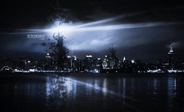 Midnight Desktop Wallpaper