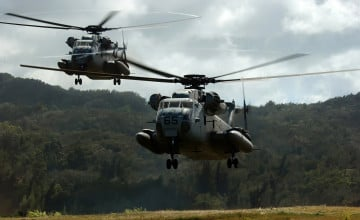 Military Helicopter Wallpaper