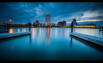 Milwaukee City Wallpapers