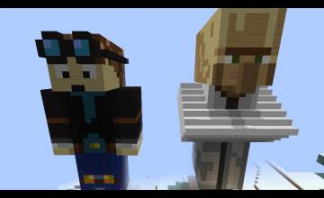 Minecraft Dan TDM Wallpaper