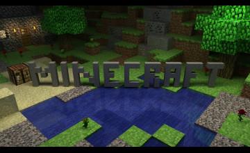 Minecraft Hd Wallpaper