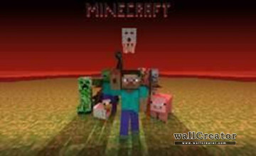 Minecraft Wallpaper Creator