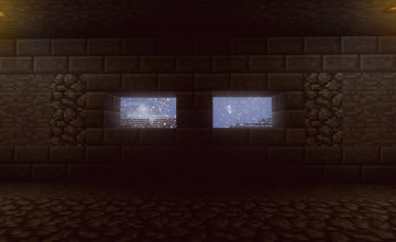Minecraft Wallpaper for Rooms
