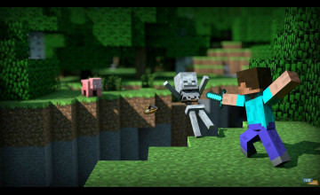 Minecraft Wallpapers for PC