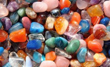Minerals Background