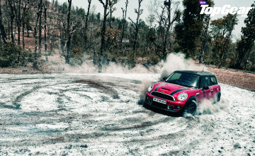 Mini Cooper Wallpaper 1650X1050