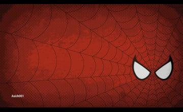 Minimalist Superhero Wallpaper