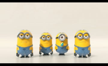 Minion Wallpaper 1920 X 1080
