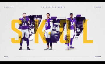 Minnesota Vikings 2019 Wallpapers