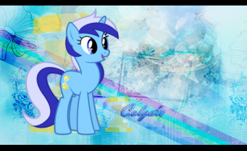 Minuette Wallpaper