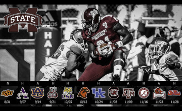 Mississippi State Wallpaper 2015