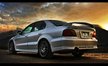Mitsubishi Galant Wallpaper